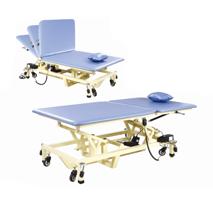 Hospital physiotherapy physiotherapy electric massage bed