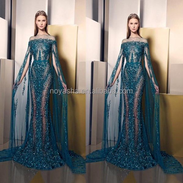 wwwsexxom_ziad nakad see through sex prom evening gown with shawl