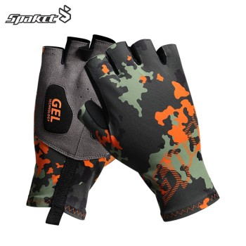 Spakct Wholesale Sports Gloves Motor Cycle Non Slip Bike Riding Gloves SGS703M