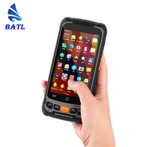 Newest BATL BH86 4.7 inch IPS infrared meter reading handheld pda devices