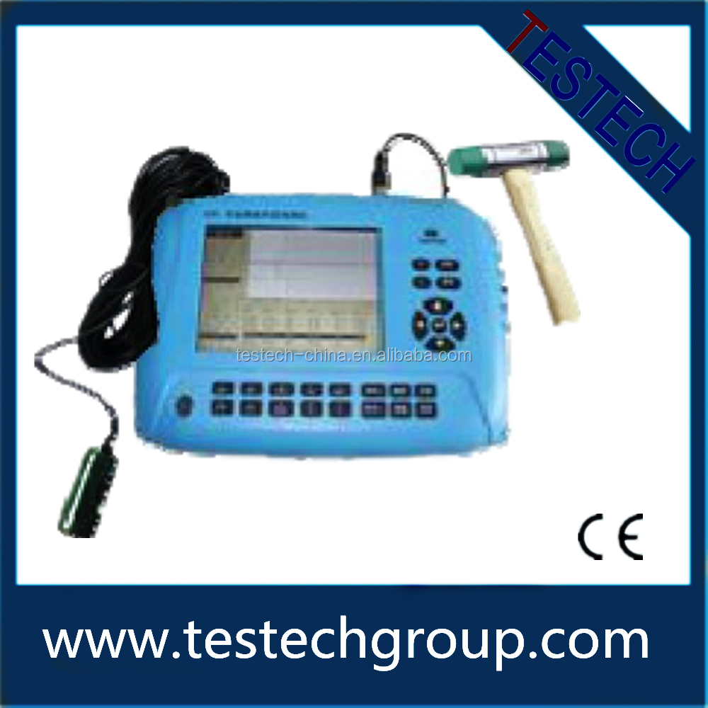 High quality foundation detector for Non-destruction Testing