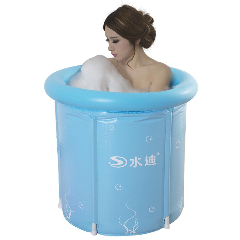 petit bain adulte seau paississement baignoire pliant gonflable baignoire baignoire b b seau. Black Bedroom Furniture Sets. Home Design Ideas