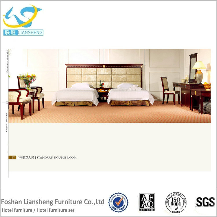 good design bedroom sets from China hotel furniture factory