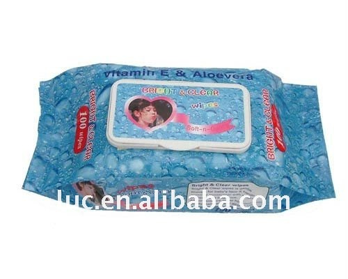Multifunctional Nonwoven Wet Wipes/sex tissue
