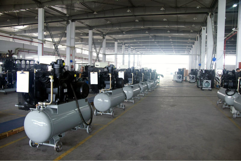 Shangair 46WH Series 50Bar High Pressure Piston Air Compressor Industrical Piston Piston home air conditioner compressor prices