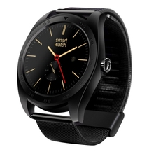 new design K89 Classic Watch Bluetooth 4.0 Heart Rate Smart Watch, Pedometer / Sedentary Reminder / Sleep Monitor