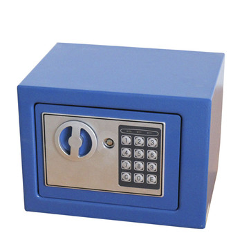 Digital Home Wall Mounted Deposit Box Mini Fireproof Safe For Book