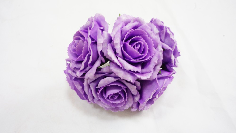 Decorative Handmade Flowers For Dresses Artificial Making Grave Arrangement Home Decoration Fabric