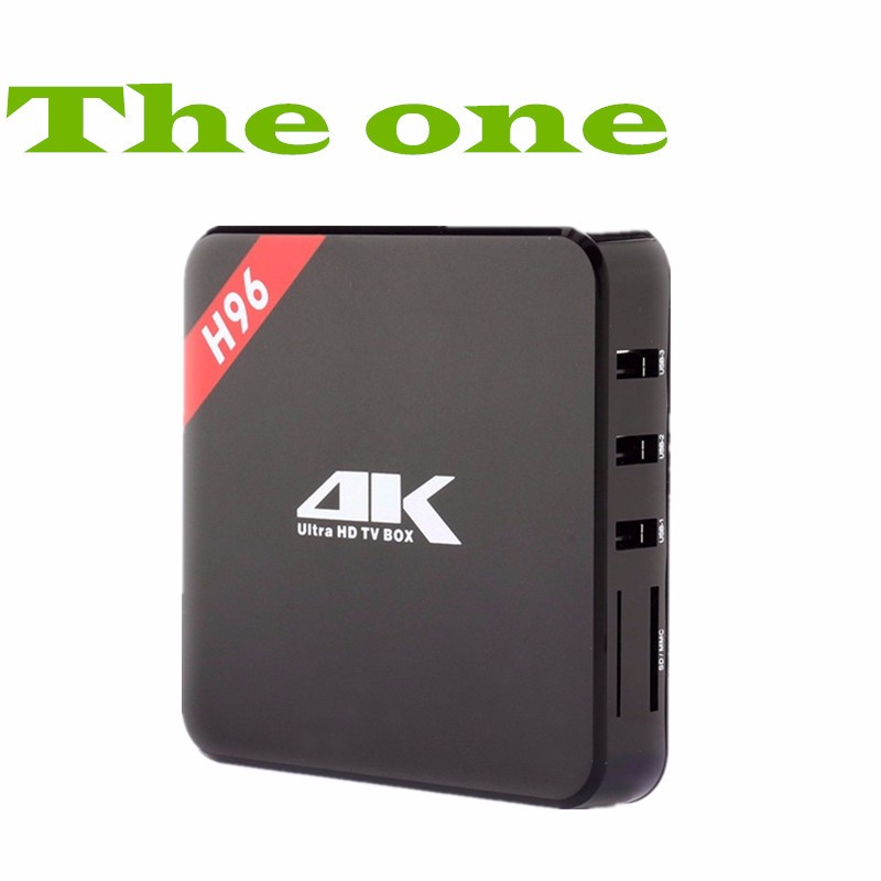 Android Tv Box H96 4K With Newest Brazil&Chinese IPTV APP Included Brazil China Russian French Italy Indian,Pakistan Channels