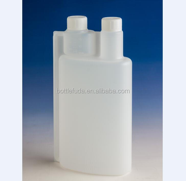 100ml To 1000ml Hdpe Plastic Fuel Additive Dispensing Twin