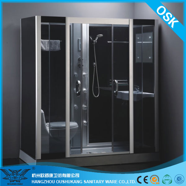 kombination wc dusche mit keramik waschbecken dusche zimmer produkt id 60033187071 german. Black Bedroom Furniture Sets. Home Design Ideas