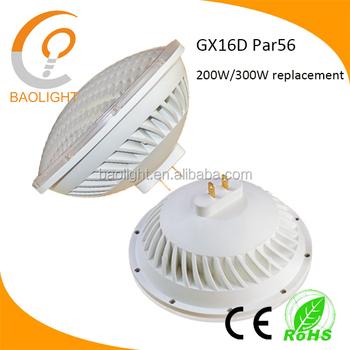 200w 300w Bulb Pa64 Led Lamp 36w Church For Buy Dimmable Replacement 500w Gx16d Stage Par56 Lamp par56 35Aj4RL