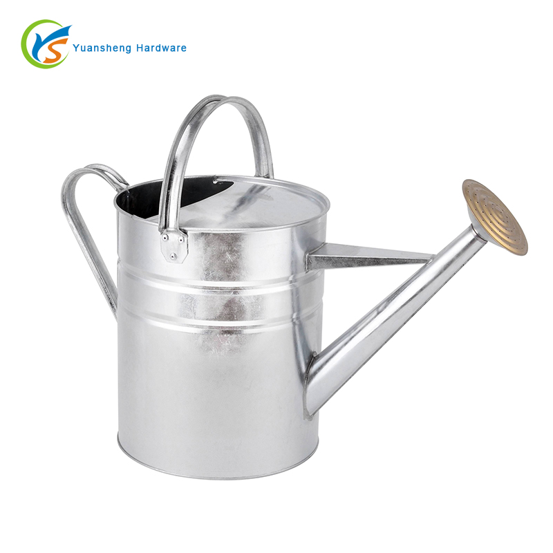 10 Litre Traditional Galvanized Watering Can