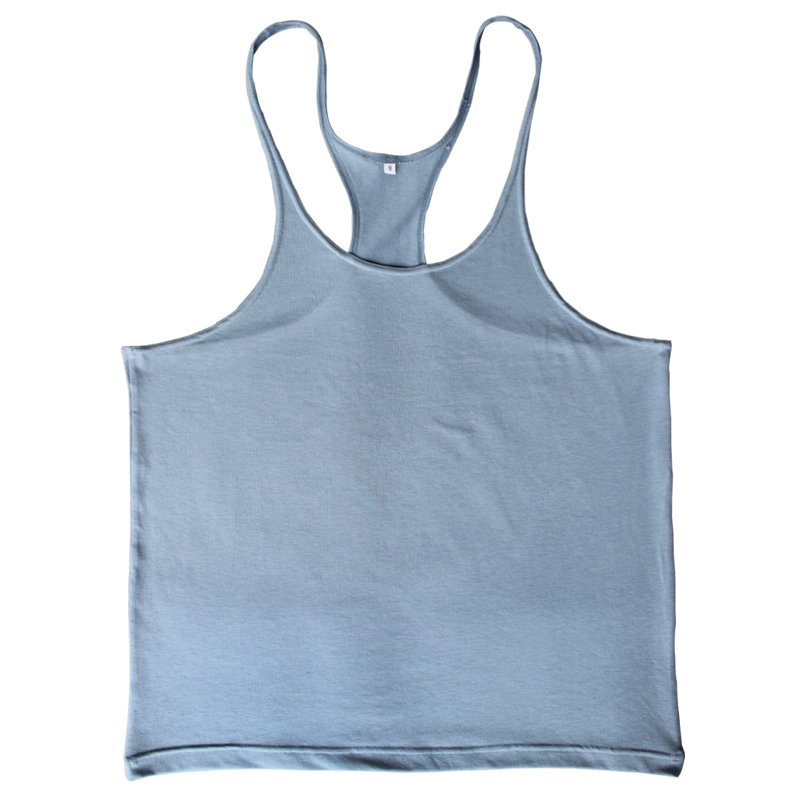 d958a96ab Buy Plain Gym Tank Top Men Singlet Bodybuilding Stringers Sleeveless  Clothes Gym Fitness Vest Muscle Shirt Clothing in Cheap Price on  m.alibaba.com