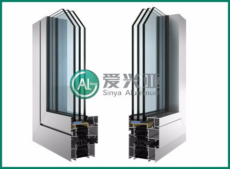 Aluminum Sliding Window Window Frame Window Aluminium Profiles
