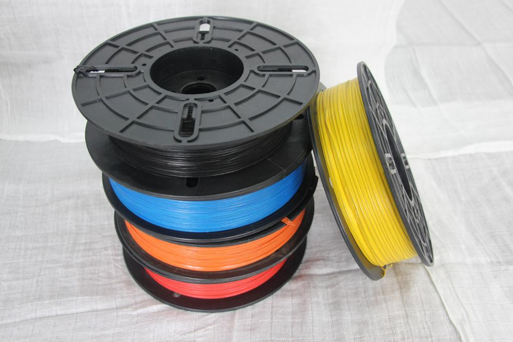 roll plastic twisted rope/spool twist tie