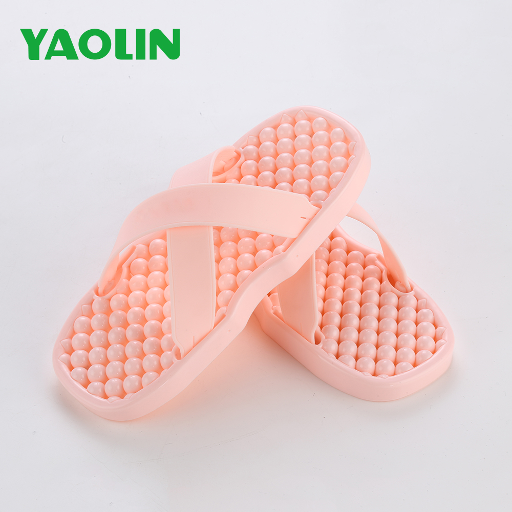 PVC Two direction relaxation massage sandal