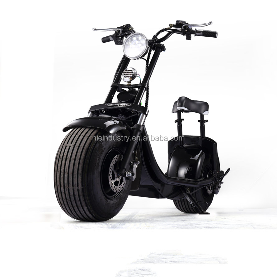 City Scooter 1000w Long Range Electric Motorcycle