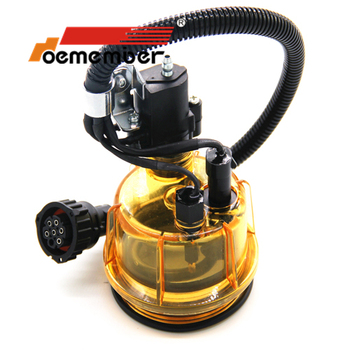 Truck Oil Water Separator Bowl For Volvo,For Renault  20875073
