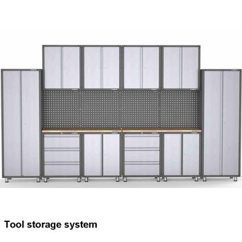 Wall Cabinet Set Modular Garage