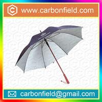 30inch 8K Straight Manual Open UV Umbrella