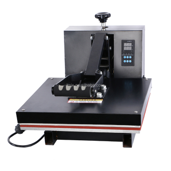 Manual cheap used t shirt heat press machine buy for Cheapest t shirt printing machine