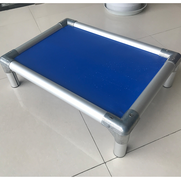 Top Quality Cheap Wholesale China Supplier Eco-friendly Dog Bed Luxury Metal Elevated Pet Dog Bed