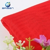 Bridal Polyester Red Illusion Wire Pleat Tulle Fabrics