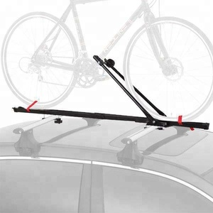 Best Feedback Stainless Steel hitch bike rack car roof bicycle