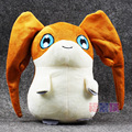 PCMOS 2016 New 13 Patamon Digimon Adventure Digital Monster Plush Toy Cute Doll Collection