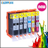 Factory wholesale refillable PGI 525 CLI 526 ink cartridge for Canon PIXMA IP4850/MG5150