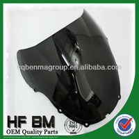150cc motorcycle windshield/windscreen with various models,high quality and best price,With high efficiency
