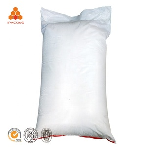 20kg 10kg 25kg 35kg new materials cheap plastic pp woven flour/sugar bags sack for salt