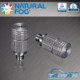 Natural Fog Filter Equipped Fine Fog Cooling Stainless Steel Mist Nozzle