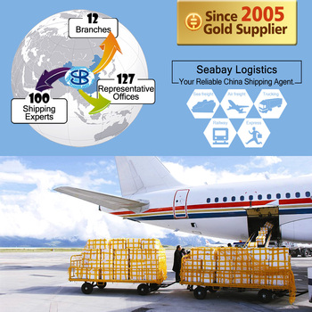 top reliable air sea shipping freight forwarding from china to puerto rico