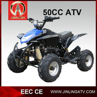 JEA-07-05 CE approved chinese quad bike 49cc mini atv for kids