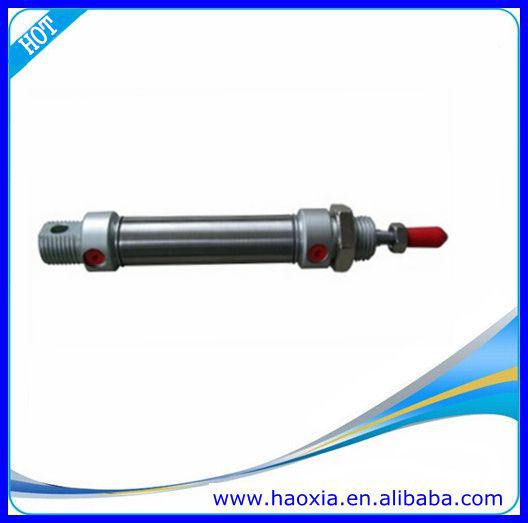 MA Series Double Acting Stainless Steel Compressed Air Cylinder in Ningbo