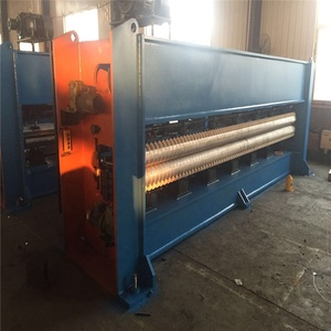 Nonwoven machinery nonwoven needle punching machine for making geotextile