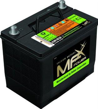 Mf Power - Sealed Maintenance Free Battery - Made In Korea