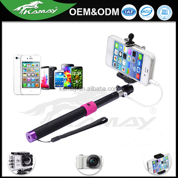 cable take pole selfie stick bluetooth tensible selfie stick for iphone sams. Black Bedroom Furniture Sets. Home Design Ideas