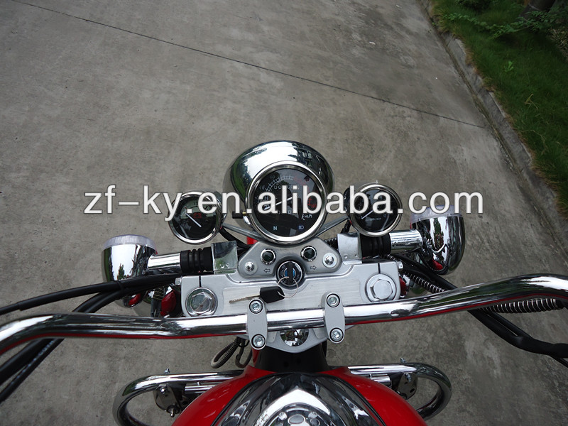 Motos Chopper 250CC, Import Chopper Motorfiets