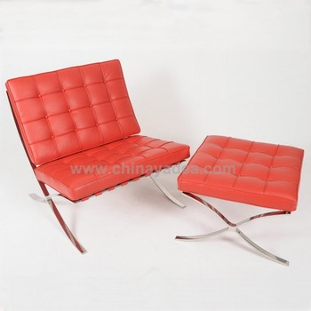 Replica Leather Barcelona Chair Cheap Chairs