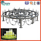 Full color change led fountain light water fountain garden decoration diameter 2m(size can customize) spiral fountain