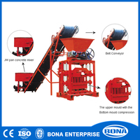 Cheap Industrial Equipment Automatic Brick Making Machine Price