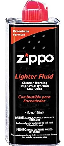 Zippo Lighter Fluid 4oz Can 3141
