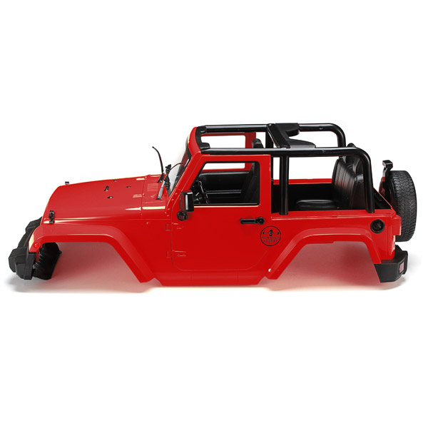 Rc Rock Crawler Hard Body Shell Rc Car Body Shell For 1/10