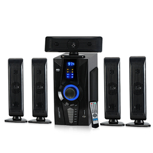 <span class=keywords><strong>Kotak</strong></span> plastik home theater Surround sound 5.1 dj speaker