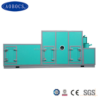 moisture removing machine industrial desiccant dehumidifier