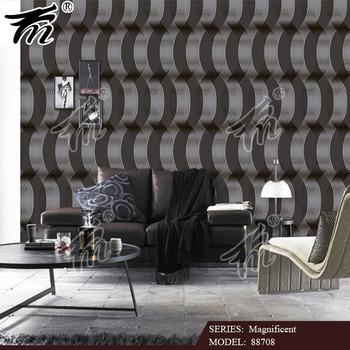 Luxus Wave Design 3d Tapete Schwarz Billige Tapete Wallpaper In Uae