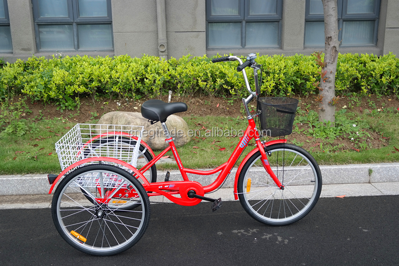 Tricycle part adult
